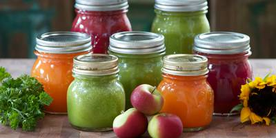 1 Day Juice Cleanse Challenge