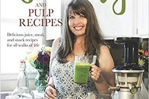 Tracee Sloan juicing book