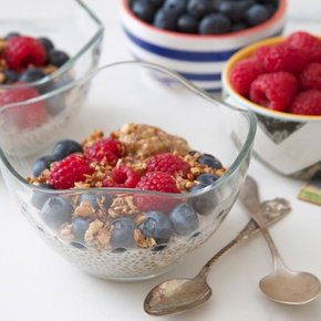 "A Great ""Grab 'n Go"" Chia Seed Snack"