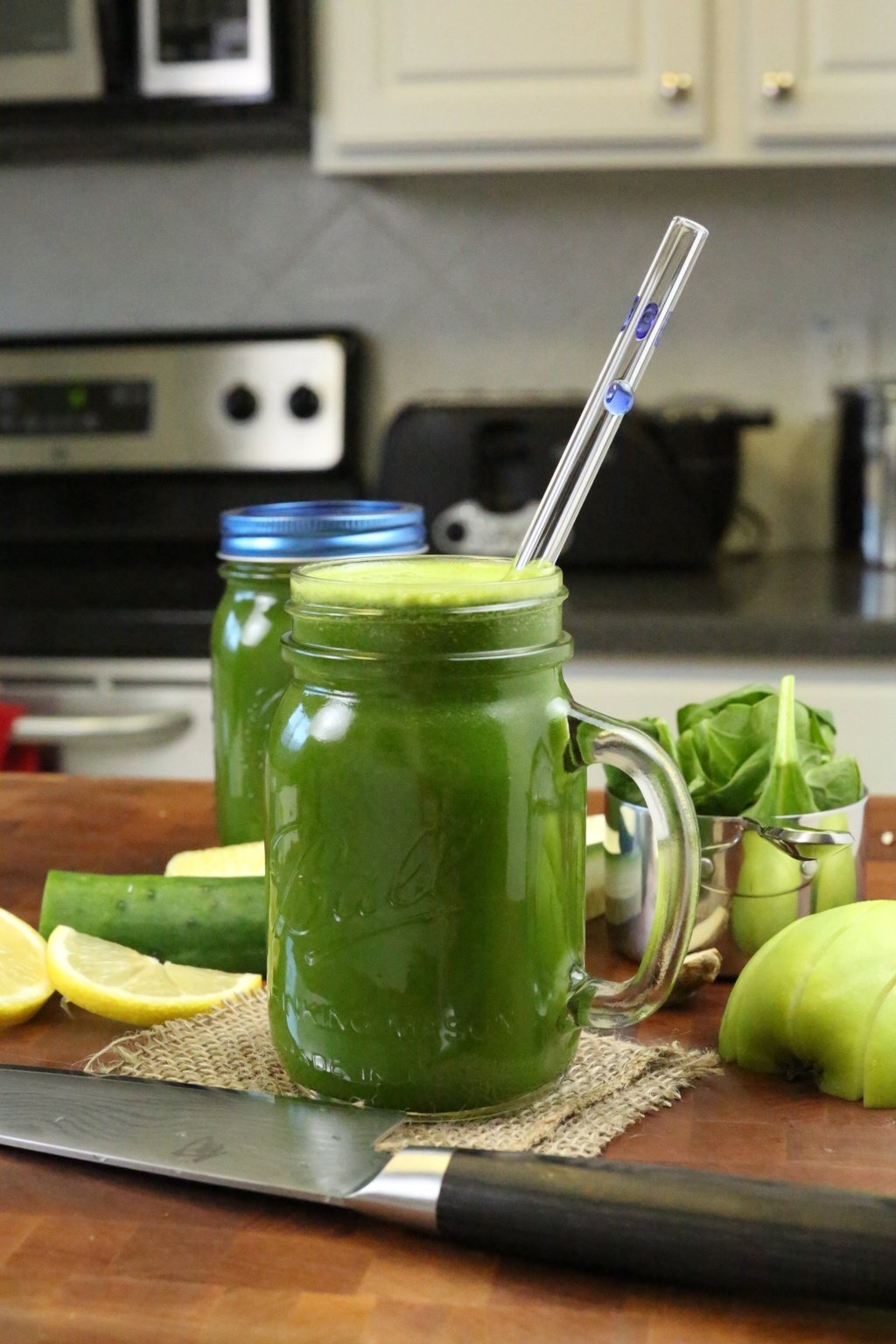 Juicing Recipe: Dr. Oz's Green Drink