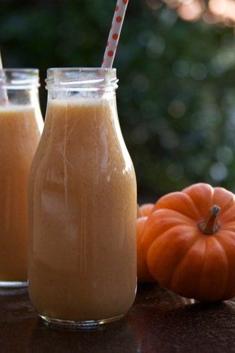 Pumpkin Colada Cream